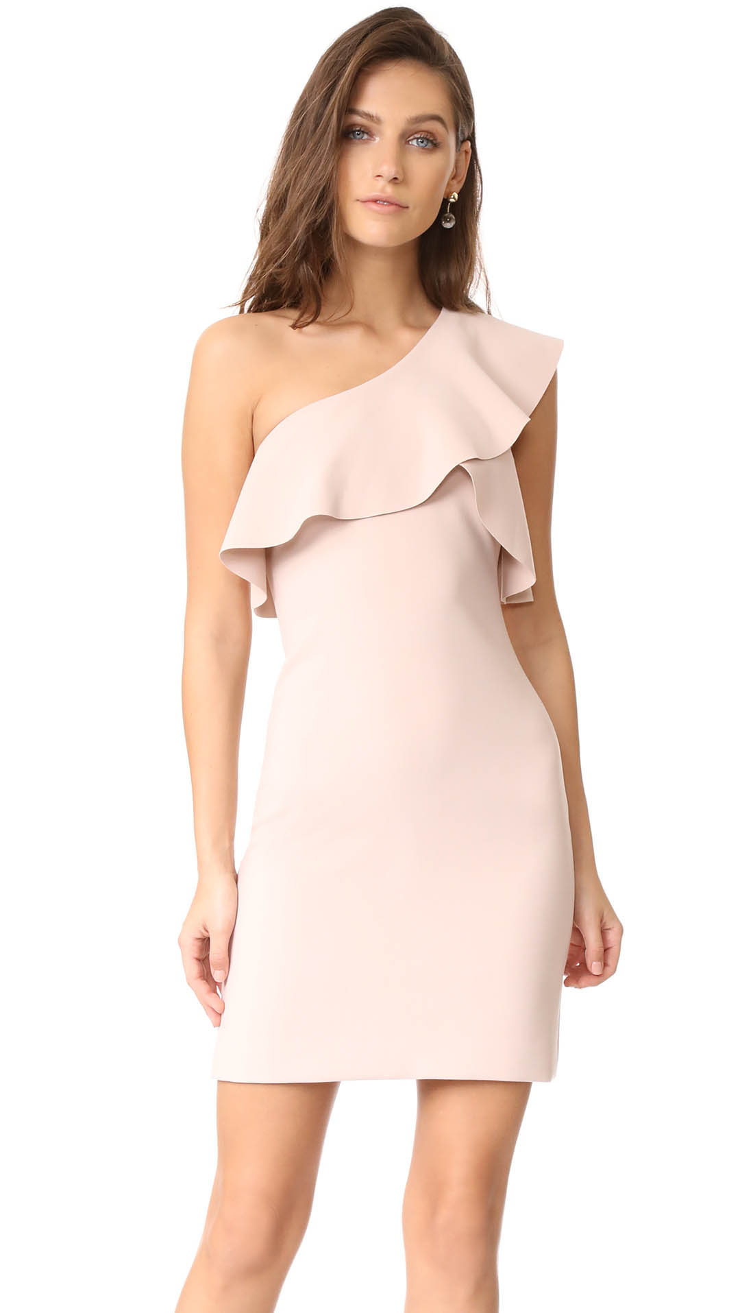 One Shoulder Dresses On Trend For Summer Wedding Guests 2017 Style