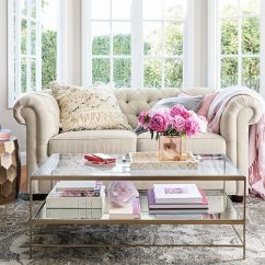 Manhattan Sofa Pottery Barn Best Bed In Us Sofas, Sectionals, Armchairs Performance ...