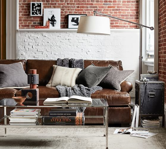 leather sofa like pottery barn ikea sleepers sofas armchairs sale save 20 on gorgeous townsend roll arm collection