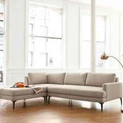 Leather Sectional Sofa With Recliner And Sleeper Best Place To Buy A Bed West Elm Sofas Sale: Up 30% Off Sofas, Sectionals, Chairs!