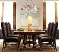 Pottery Barn Dining Tables and Chairs 20% Sale For Fall ...