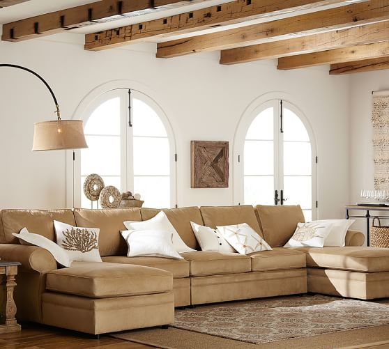 pottery barn chaise sofa sectional carol hicks bolton pearce upholstered furniture sale 30 off sofas 4 piece double funiture