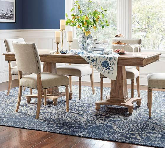 15 Best Pottery Barn Dining Tables On Sale Candie Anderson