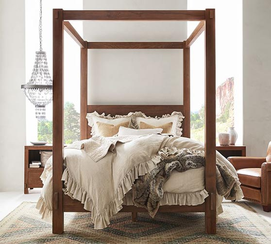 the best canopy beds in every style for