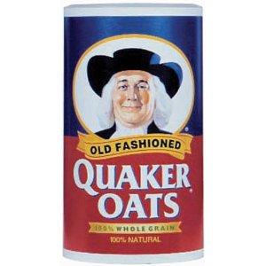 quaker oatmeal candace rose