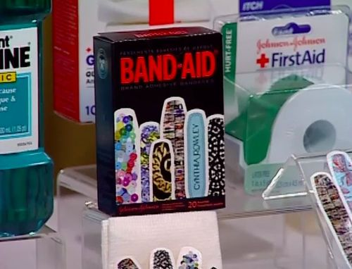 Cynthia Rowley Band-Aid