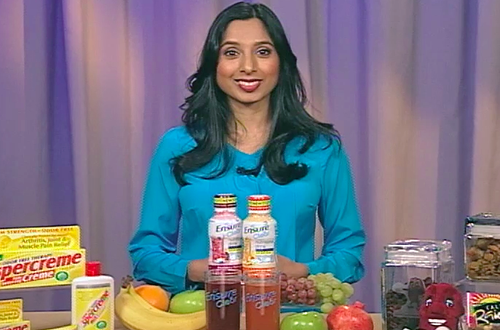 Dr. Roshini Raj, Women's health, Candace Rose Interview, CandieAnderson.com
