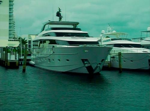 Yacht Fort Lauderdale, Florida