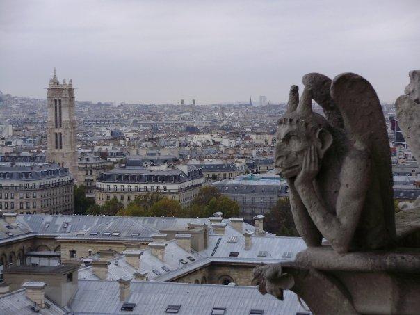 קרואסון בעיר האורות- חוויות מפריז