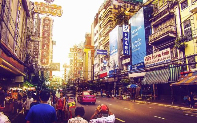 רועשת, שוקקת ולא נחה לשנייה – חוויות מבנגקוק