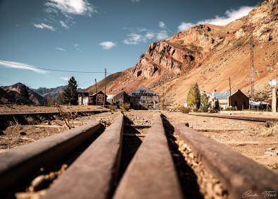 Ghost station Aconcagua - Région de Mendoza
