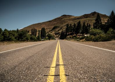 Route 237 - Patagonie Argentine