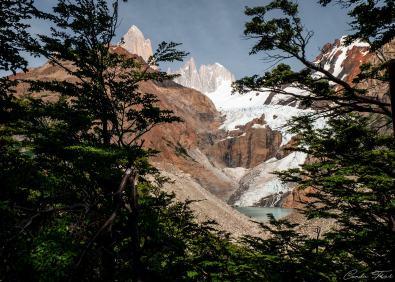 Trek de la Laguna de los Tres - El Chalten