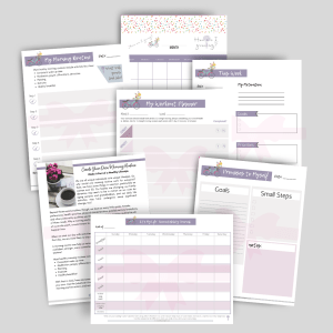 Inspired Living Printable Package for women over 50