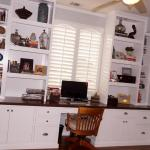 Desk Cabinets For Your Home Office C L Design Specialists Inc