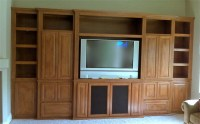 Custom Entertainment Centers | Designed - Built ...
