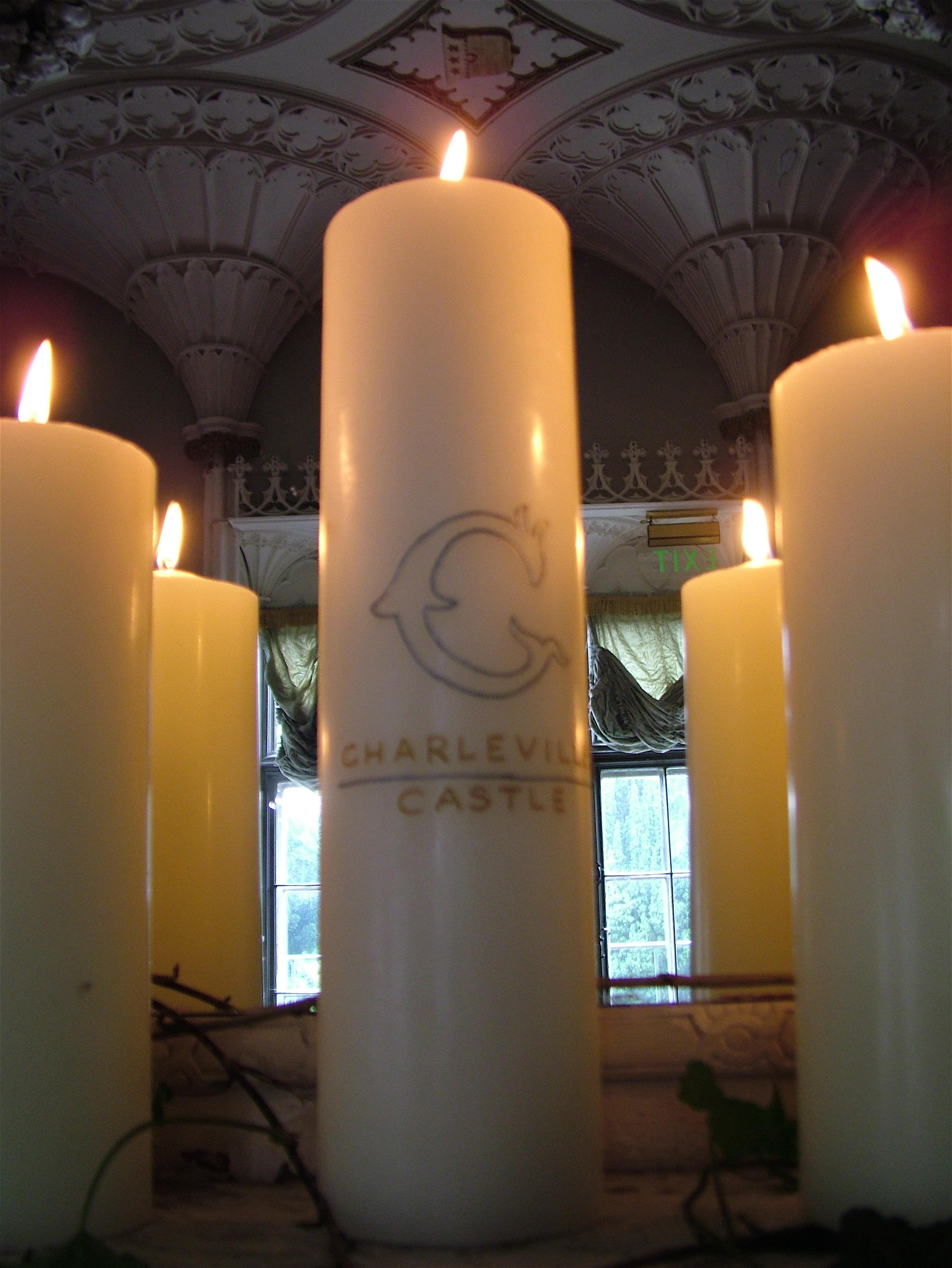 C Charleville candles