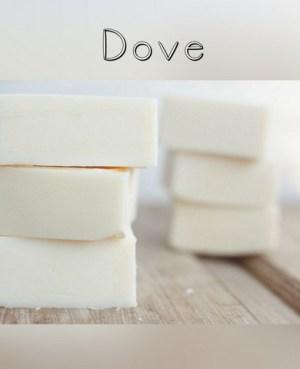 κερί σόγιας dove