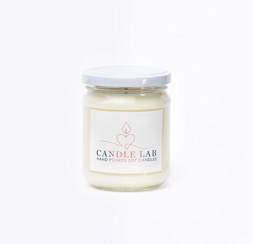 κεριά σόγιας σε κλασσικό βαζάκι 212ml