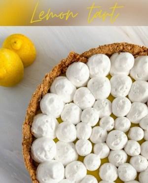 κερί σόγιας lemon tart