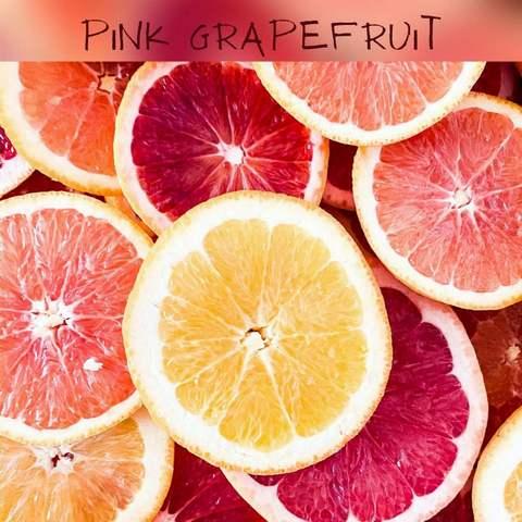 Κερί σόγιας pink grapefruit