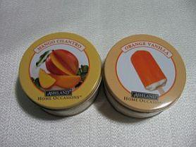 Ashland Fruit Scented Candles