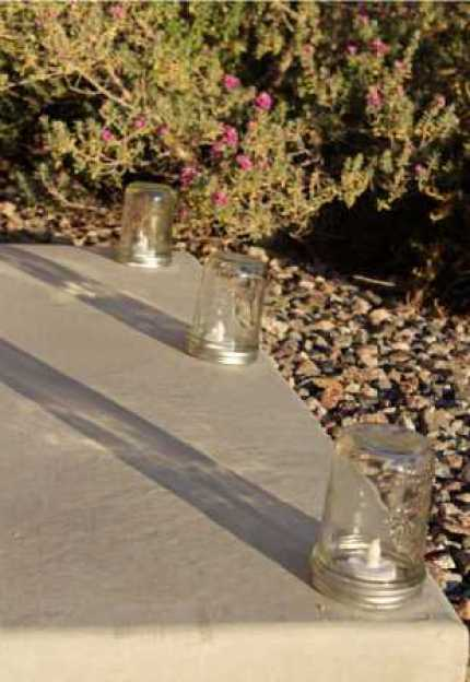 Simple and Affordable Yard Lights