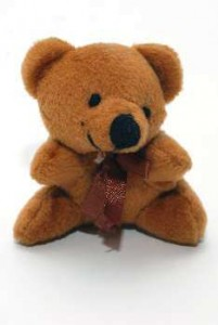 scented-wax-dipped-teddy-bear
