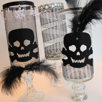 halloween-candle-holders