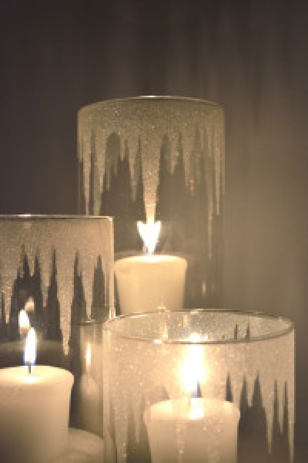 7 Christmas Candles Candle Making