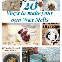 20 Ways To Make Your Own Wax Melts