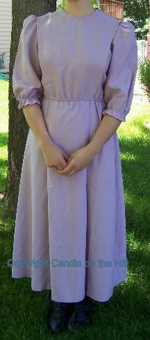 Modest Dress Patterns : modest, dress, patterns, Ladies, Simply, Modest, Dress, Pattern