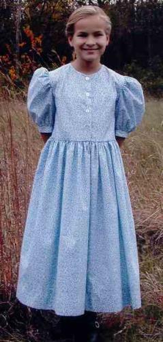 Modest Dress Patterns : modest, dress, patterns, Modest, Sewing, Patterns, Girls