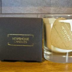 Kitchen Candles Nook Tables Newshome Bergamot And Lemon Grass Vegan Natural Soy Candle