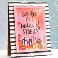 We are all made of stories...