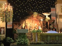 christmas decor church 09 6   Candon City's Weblog