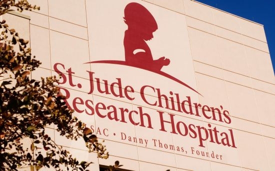 Non-Profit Partners: St. Jude Children's Research Hospital