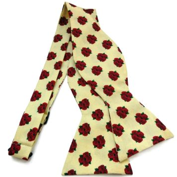 Four Roses Bourbon bow tie
