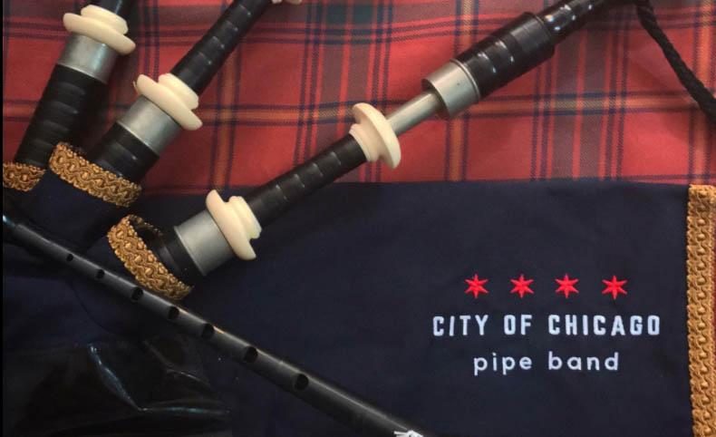 Customer Spotlight: City of Chicago Pipe Band