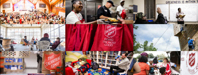 Customer Spotlight: The Salvation Army Southern Territory