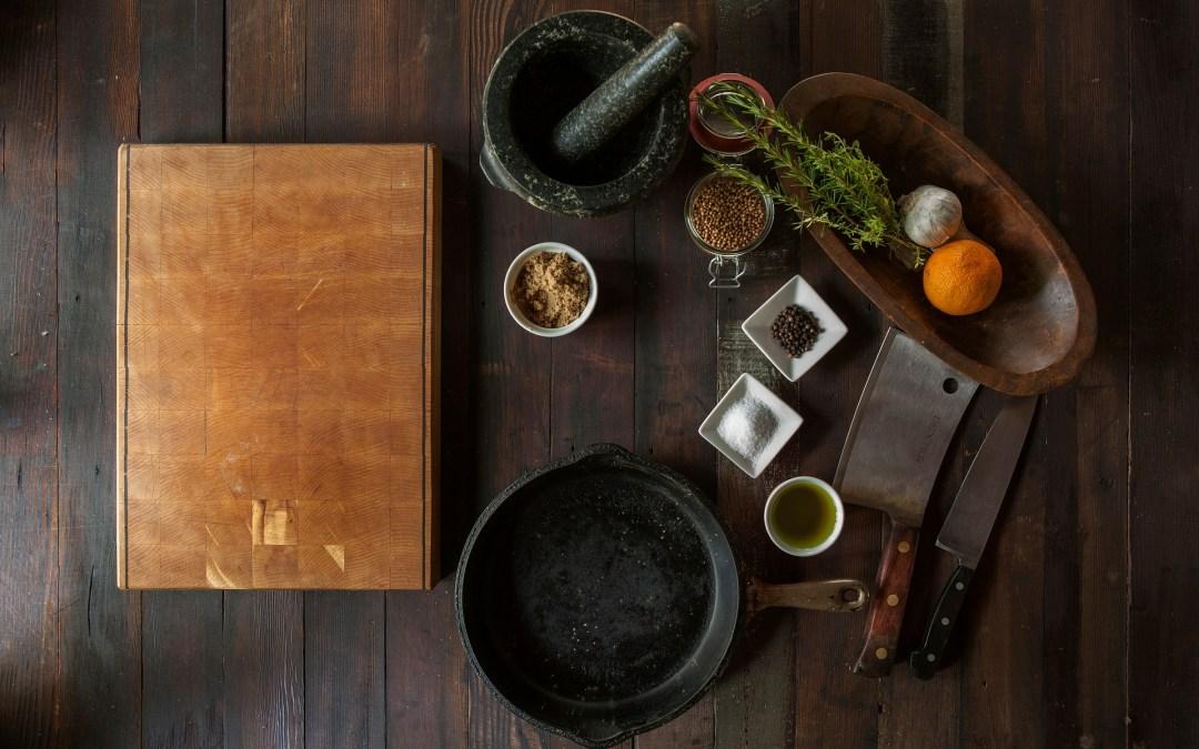 Our Candor Threads Cookbook!