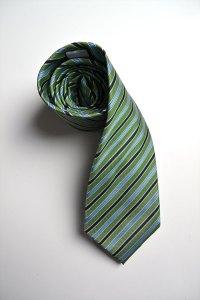 Deluxe Uniforms, stripes, green, silk