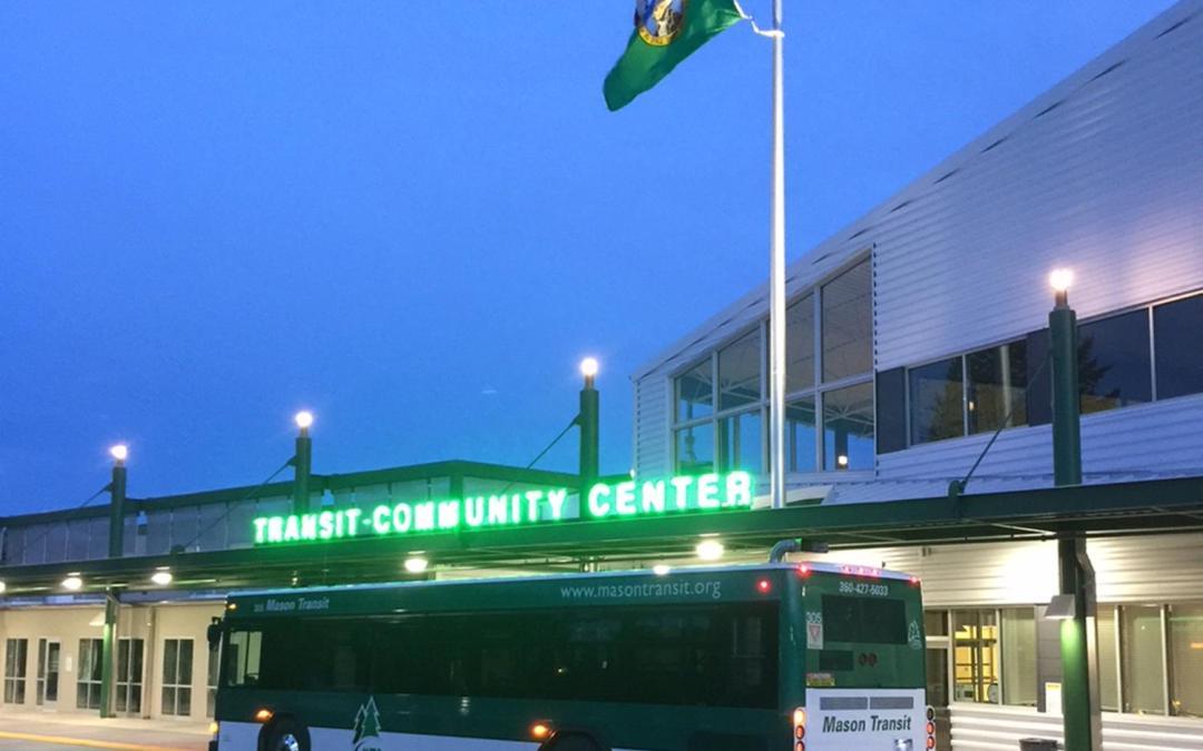 Customer Spotlight: Mason Transit Authority