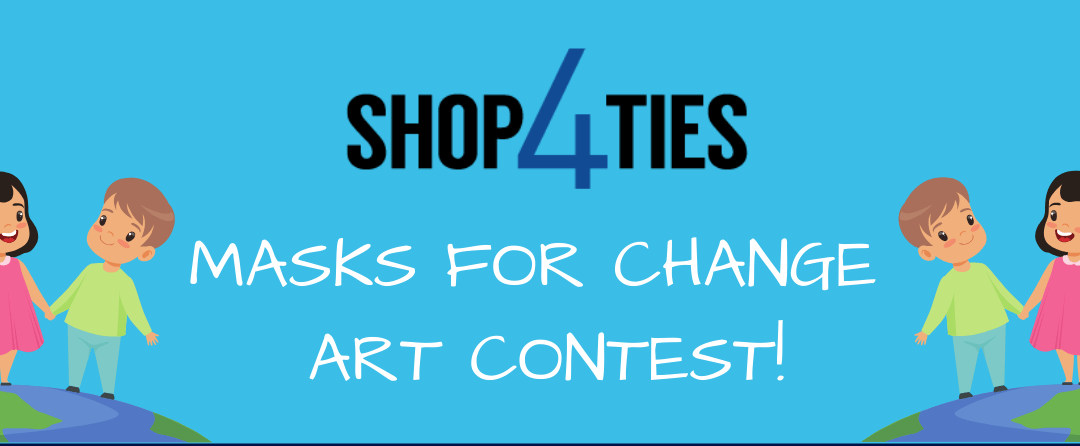 Masks for Change – Kids Art Contest!