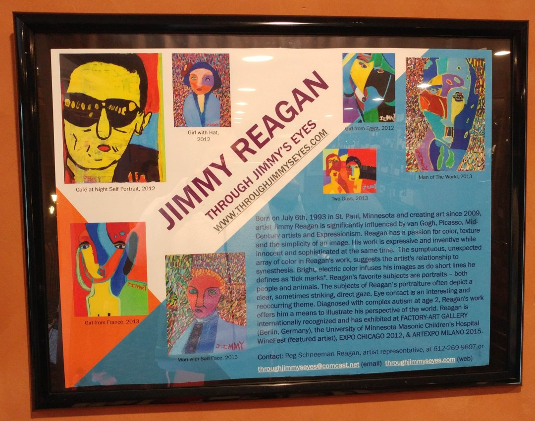 Jimmy Reagan feature