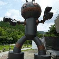 バイキンマンの巨大ロボット