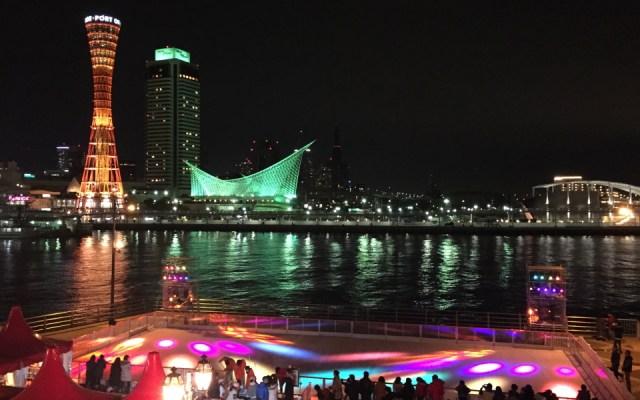 神戸ハーバーランド スケートリンク