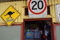 Mano kangourou bar