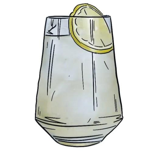 Gin buck