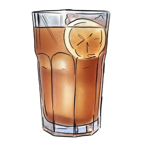 Pirate iced tea